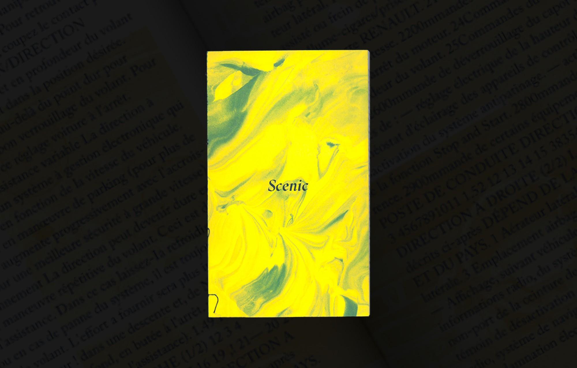 Première de couverture Scenic